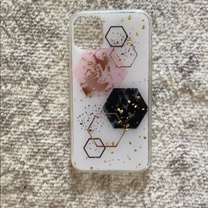 iPhone 11 geometric case